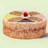 Cakes and Dessert Art