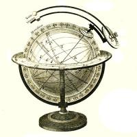 Celestial Map Art