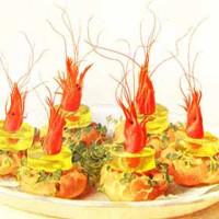 Savoury Food Art