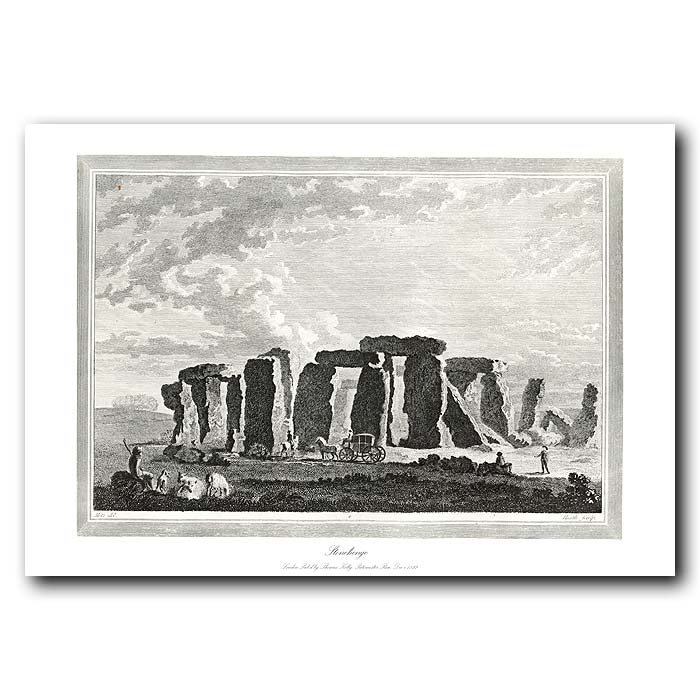 Fine art print for sale. Stonehenge