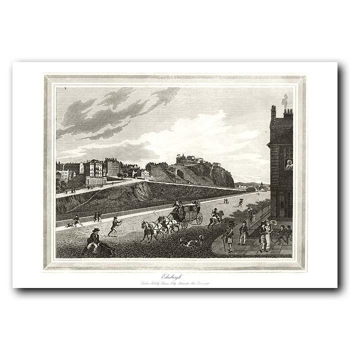 Fine art print for sale. Edinburgh