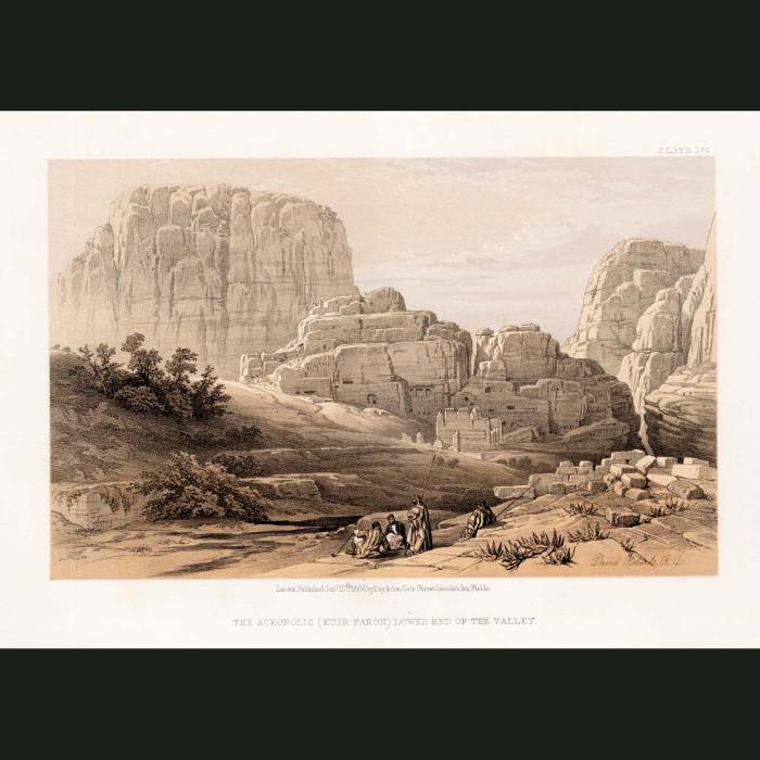 Fine art print for sale. The Acropolis (Kusr Faron)