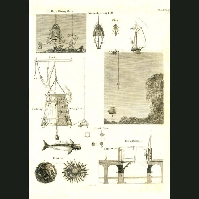 Fine art print for sale. Diving Bells