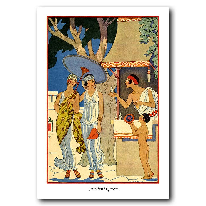 Fine art print for sale. Greece: The Romance of Perfume