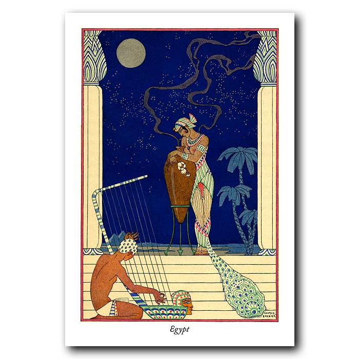 Fine art print for sale. Egypt: The Romance of Perfume