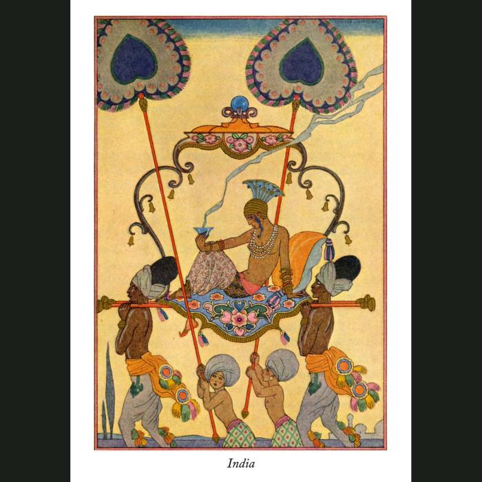 Fine art print for sale. India: The Romance of Perfume