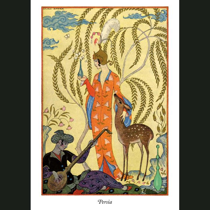 Fine art print for sale. Persia: The Romance of Perfume