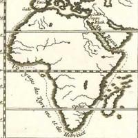 Historical Map Art