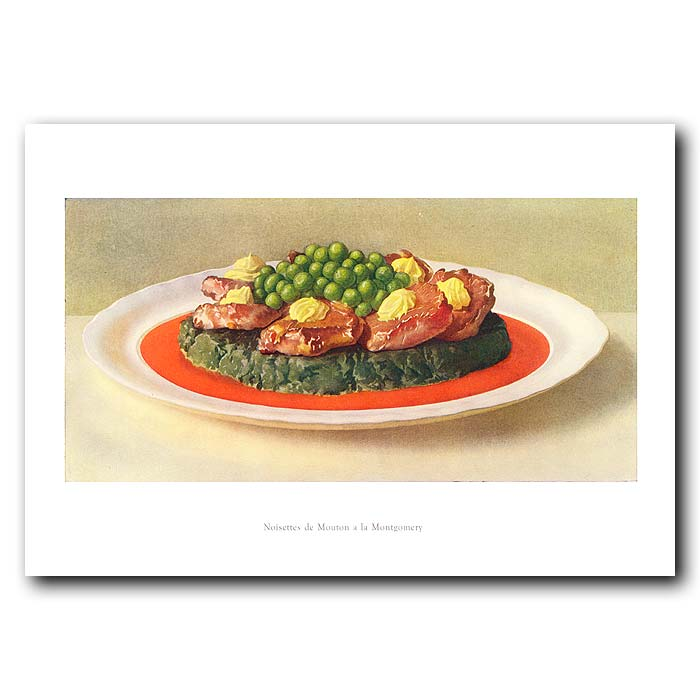 Fine art print for sale. Mutton and Spinach
