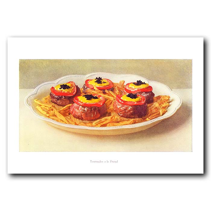 Fine art print for sale. Beef and Tomatoes