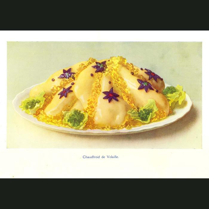Fine art print for sale. Cold Chicken in Aspic