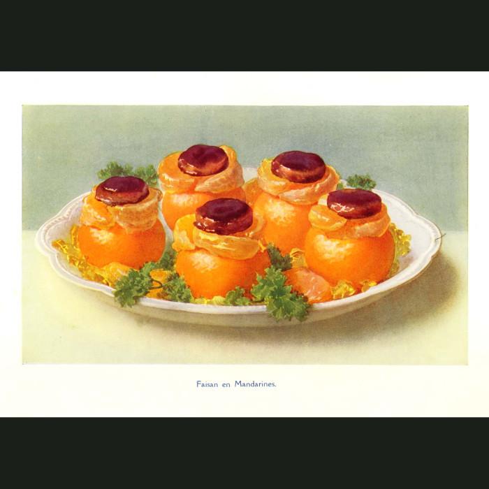Fine art print for sale. Pheasant tangerines