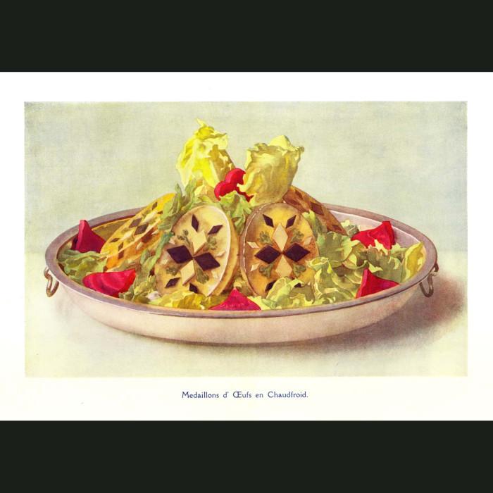 Fine art print for sale. Medallions of Egg