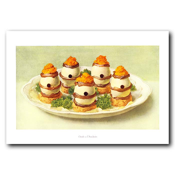 Fine art print for sale. Anchovy Eggs