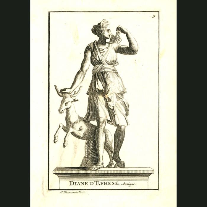 Fine art print for sale. Goddess Diana