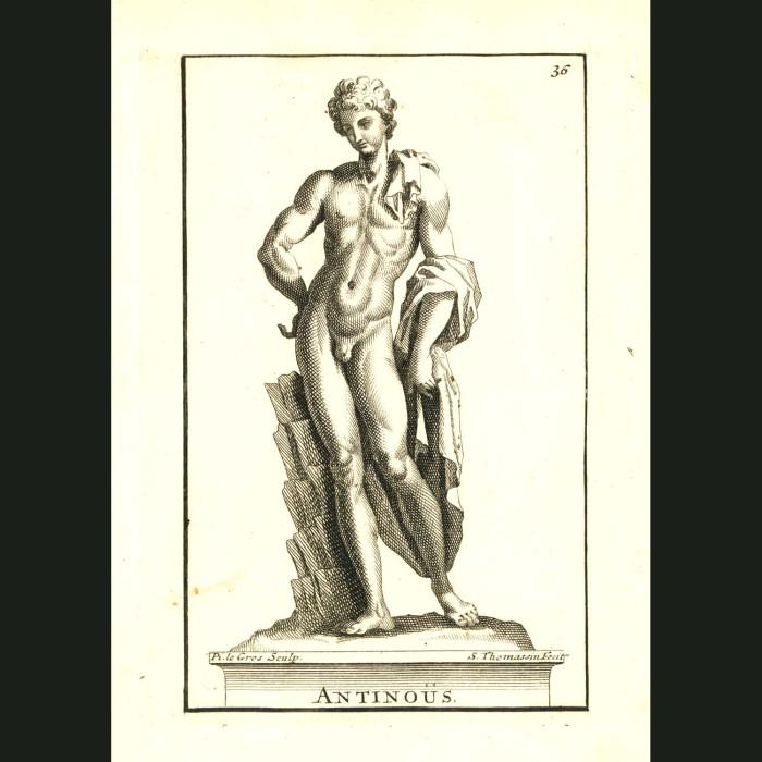 Fine art print for sale. Roman Youth Antinous
