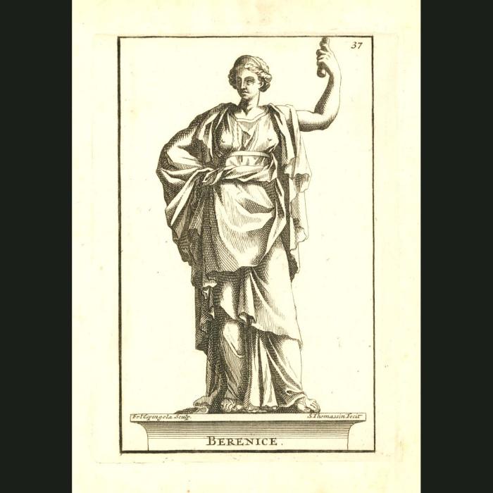 Fine art print for sale. Queen Berenice of Egypt