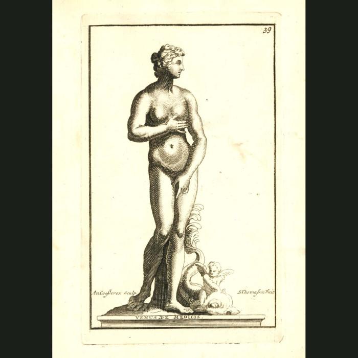 Fine art print for sale. Venus de Medici