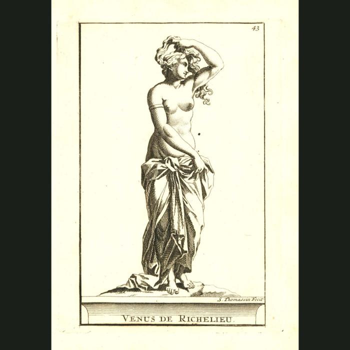 Fine art print for sale. Venus Arranging Hair