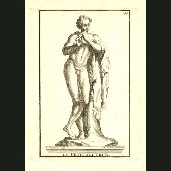 Fine art print for sale. Le Petit Fluteur